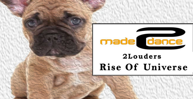 2Louders – Rise Of Universe