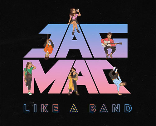 JAGMAC – Like A Band