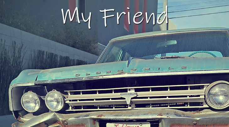 JOE CLEERE – My Friend