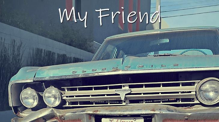 JOE CLEERE – My Friend