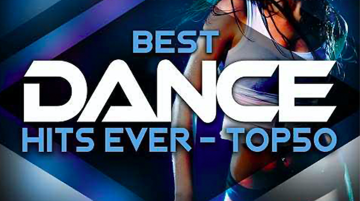 Various Artists – Best Dance Hits Ever Top 50