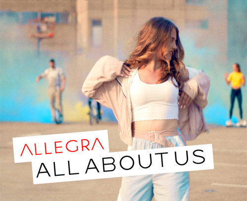 Allegra – All About Us (Remixes)