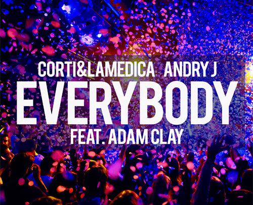 Corti & LaMedica, Andry J feat. Adam Clay