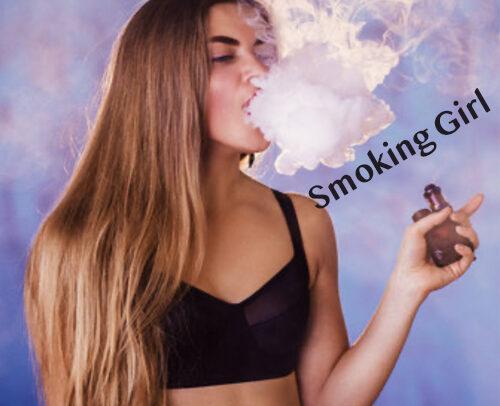 Simon Pagliari – Smoking Girl