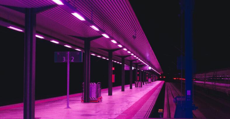 DJ Lignin feat Albert N'Sanda – Late Night